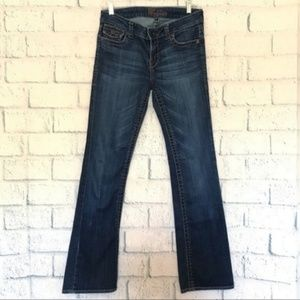 KUT from the cloth 4 Boot Cut Jeans Inseam 32""